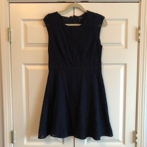 The Limited Navy Dress